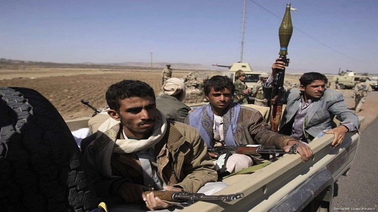 US claims Iran is stepping up support to Yemen's Houthis