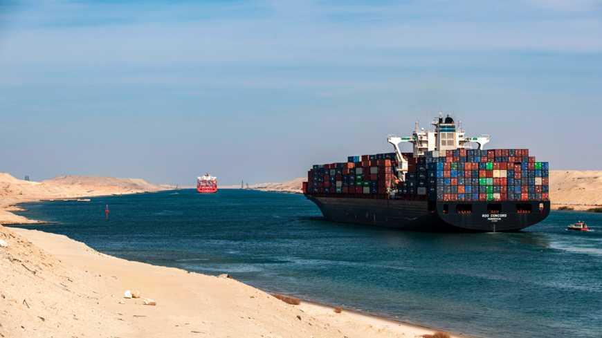 Will Iranian sea corridor compete with Suez Canal?
